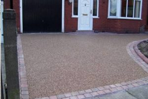 Resin Bound Driveway in Dublin